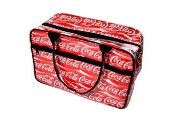 Reisetasche Coca Cola
