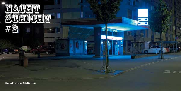 Nachtschickt, St. Gallen, Kunstmuseum