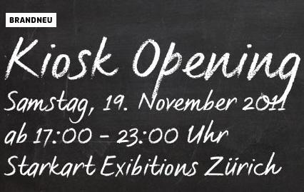 Designomat Kiosk Opening