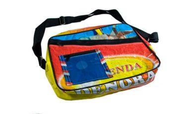 Reistasche aus Reissack