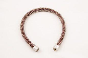 Halskette Alu