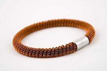 Halskette Kupfer