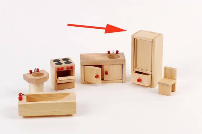 Kühlschrank Puppenhaus : Kühlschrank für puppenhaus just bottle