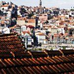 Über den Dächern von Porto