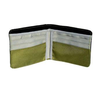 Portemonnaie aus Reifenschlauch