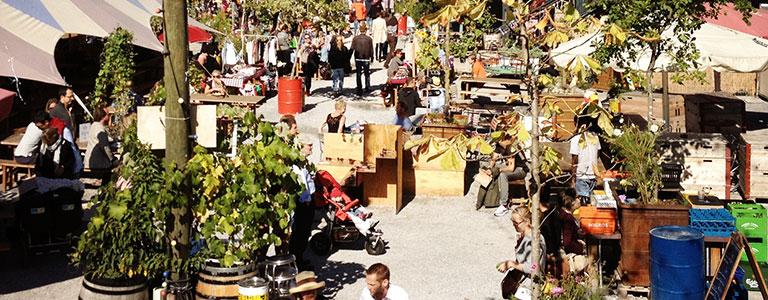 Markt bei Frau Gerolds