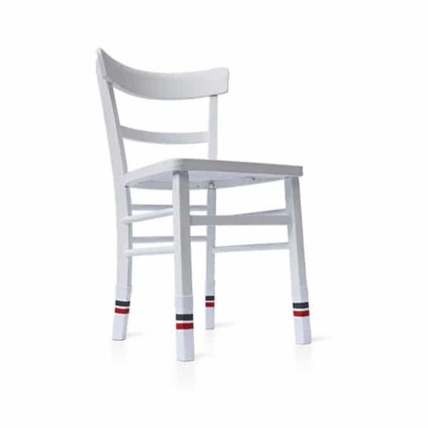 Tennissocken für den Stuhl