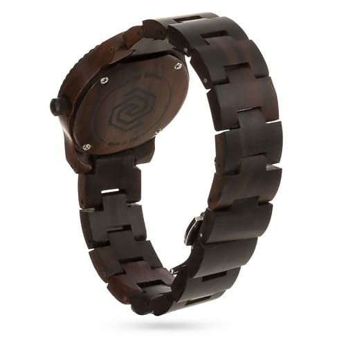 Armbanduhr aus Holz