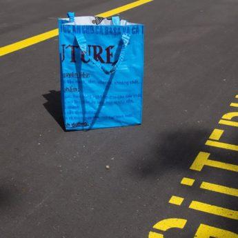 Upcycling Einkaufstasche