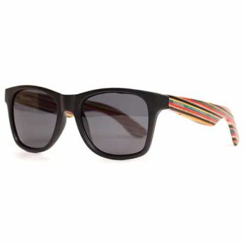 Sunglasses aus Skateboards