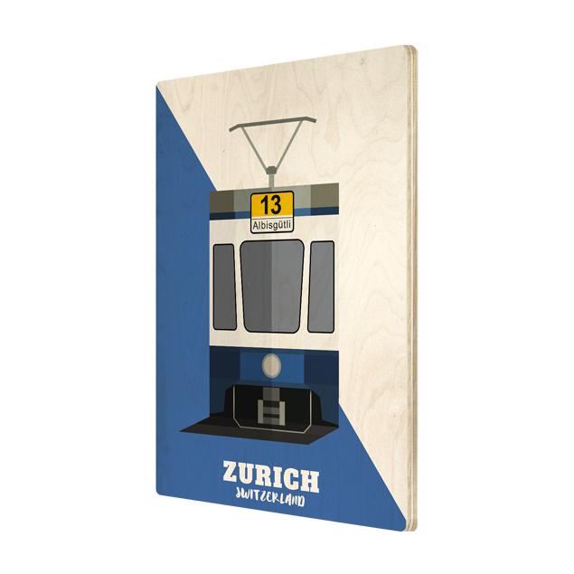 Zürich Tram 13