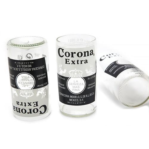 Corona Bier Glas