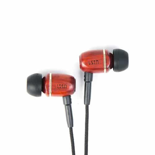 LSTN In-Ear Kopfhörer Cherry