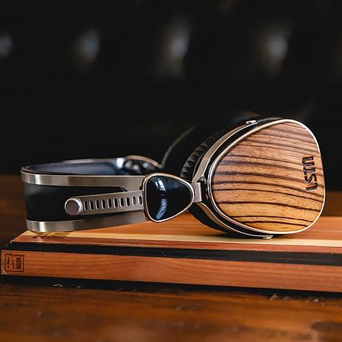Holz Kopfhörer von LSTN