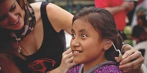 LSTN starkey hearing foundation