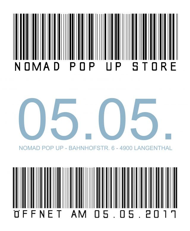 Nomad Pop Up