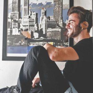 Kopfhörer für unterwegs - Fillmore LSTN