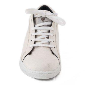 Basic White Vegane Schuhe