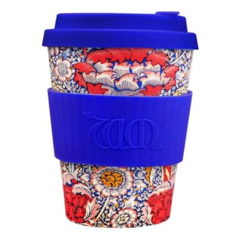 Bambus Becher Ecoffee Wandle William Morris