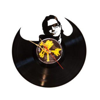 Schallplattenuhr U2
