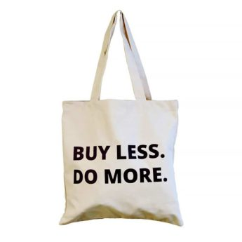 Buy Less Do More