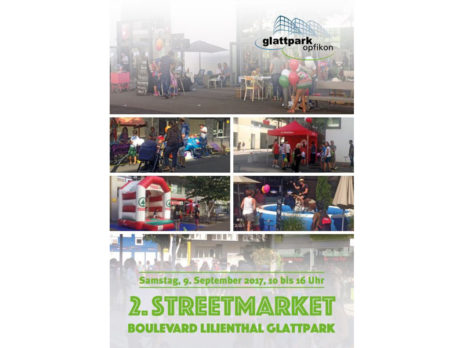 2. Street Market im Boulevard Lilienthal