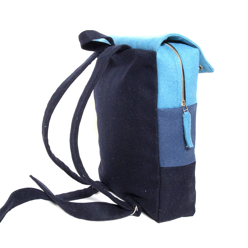 Rucksack aus Burel von Ecola