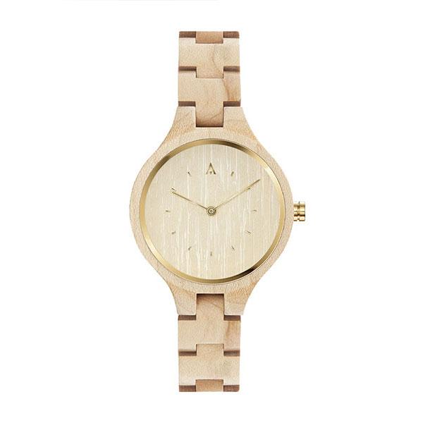 Geese Armbanduhr aus Holz von MAM
