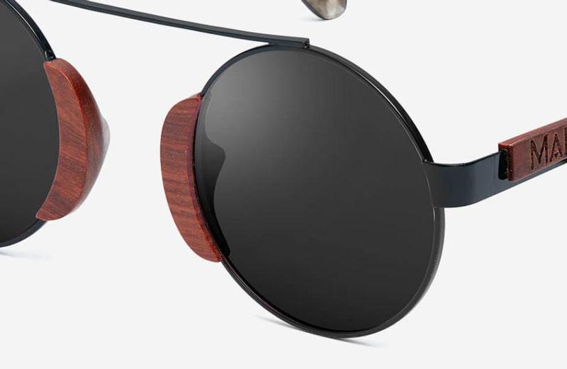 Sonnenbrille Magma Black von MAM