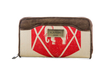 Portemonnaie - Cashy - Red Elephant