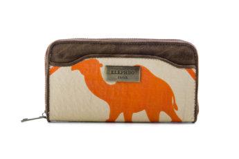 Portemonnaie - Cashy - Orange Camel