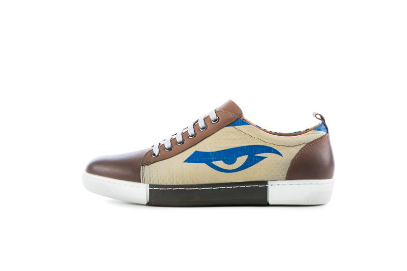 Sneaker – Low Sneaky – Blue Eagle von ELEPHBO