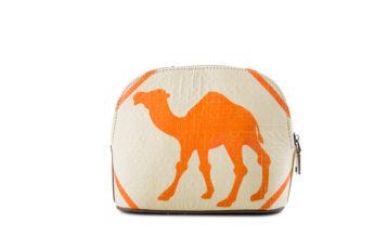 Bag-in-Bag - Handy - Orange Camel von ELEPHBO
