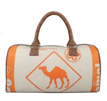 Weekender - Sporty - Orange Camel von ELEPHBO