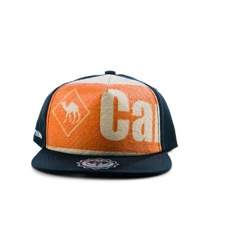 Cap – Sunny Cotton – Orange Camel