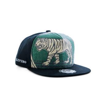 Cap - Sunny Cotton - Green Tiger