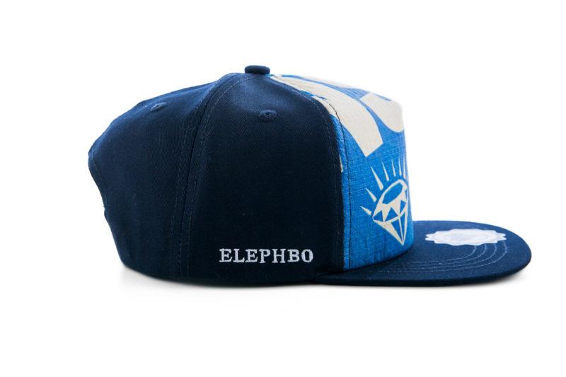 Cap – Sunny Cotton – Blue Eagle von Elephbo