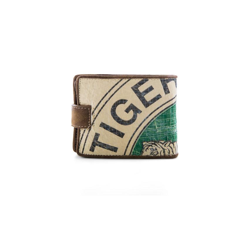 Portemonnaie – Quicky – Green Tiger von ELEPHBO