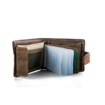 Portemonnaie - Quicky - Green Tiger von ELEPHBO
