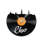 Schallplattenuhr Chur