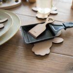 Raclette-Schaber Kuhkopf