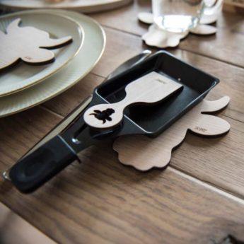 Raclette Untersetzer
