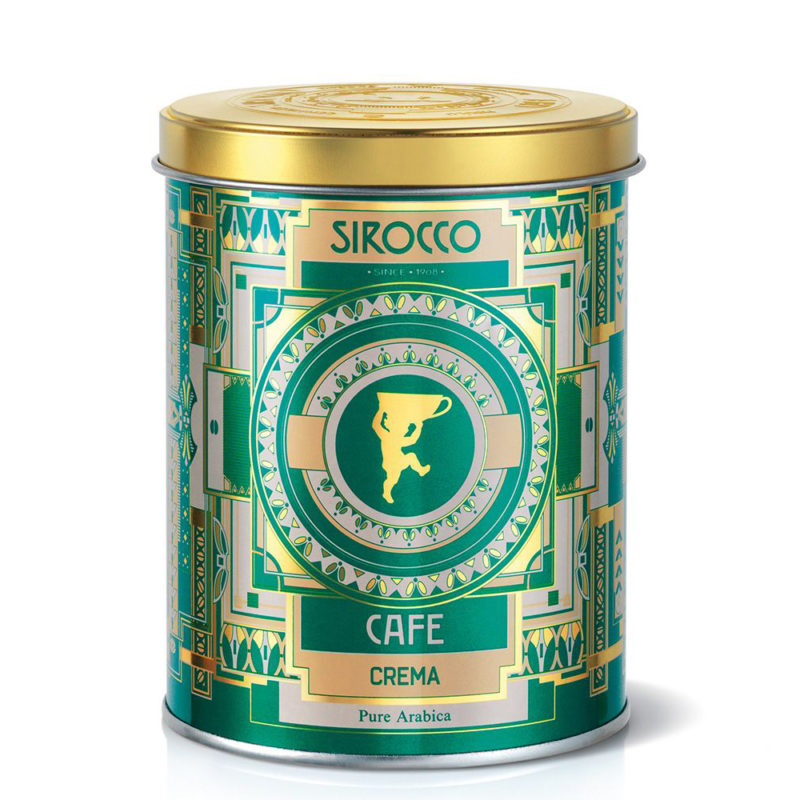 Sirocco Kaffee - Crema Dose